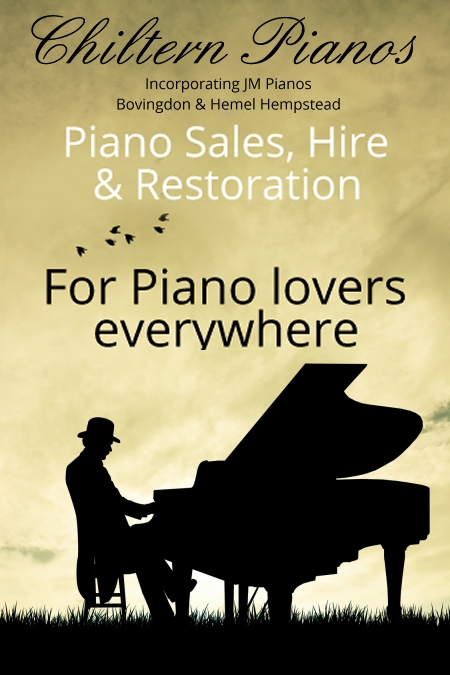 Chiltern Pianos (Incorporating J &M Pianos)